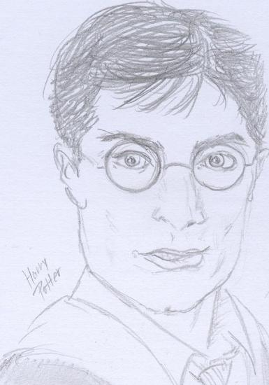 Daniel Radcliffe por Junkova14